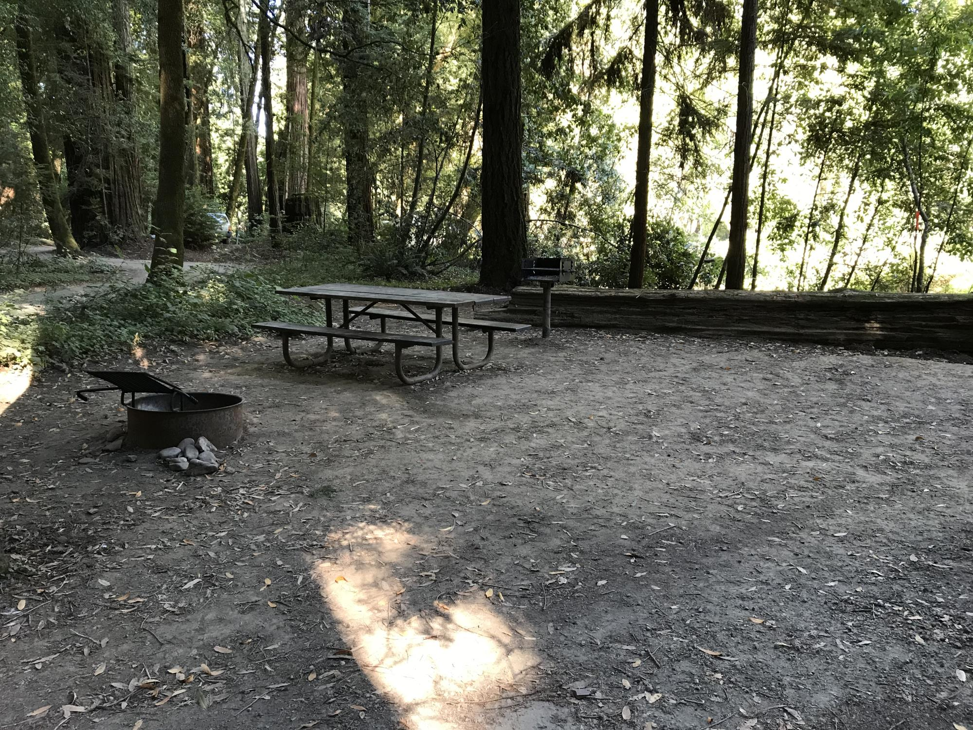 Indian Creek Campground Site