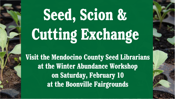 Seed and Scion Exchange
