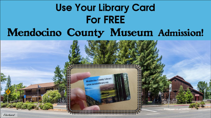 free admission with library card