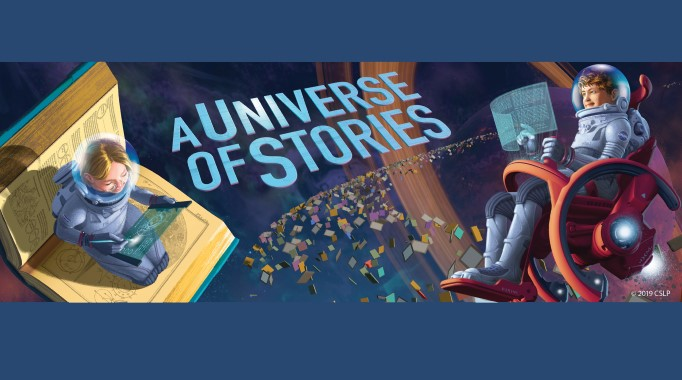 Universe of Stories-Summer Reading for all