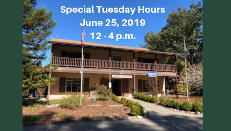 special tuesday hours