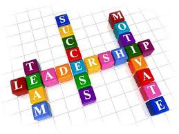 scrabble words leadership team motivate success