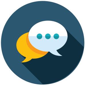 Effective Communication Icon