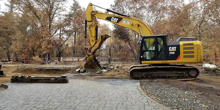 debris removal COM